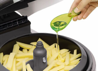 Tefal ActiFry Spoon of Oil