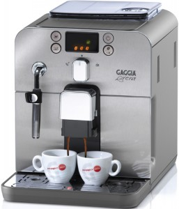 Gaggia Brera coffee machine reviews