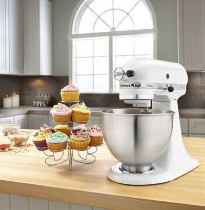 Cupcakes Dough. Thatu0027s Better Than The Kitchenaid Artisan Mixer