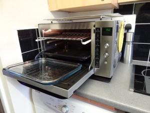 Small Panasonic Microwave Oven