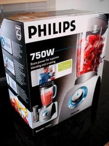 Philips HR2094 Blender Box