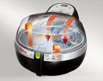 deep fat fryer made by Tefal ActiFry