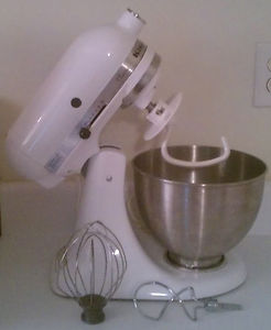 kitchenaid k45ss in my kitchen