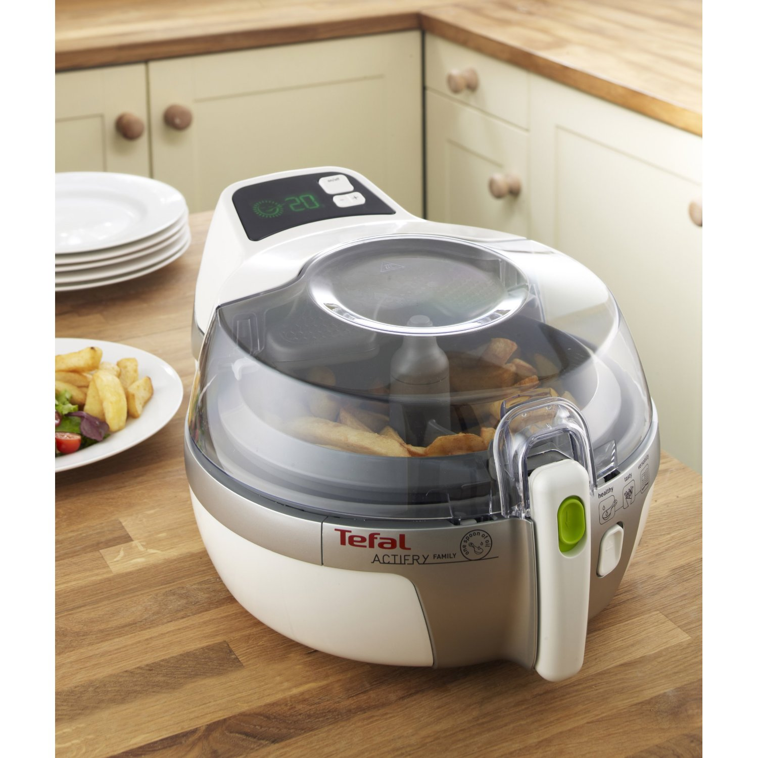 tefal actifry family in your kitchen