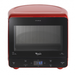 front view of microwave