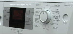 Beko Washing Machine Front Panel